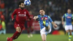 Liverpool 1 - Naples 0