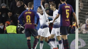 FC Barcelone 1 - Tottenham 1