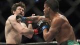 Olivier Aubin-Mercier à l'UFC 231