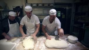 La pâtisserie française avec Antoine Roussel