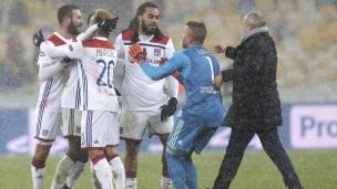 Shakhtar Donetsk 1 - Olympique 1