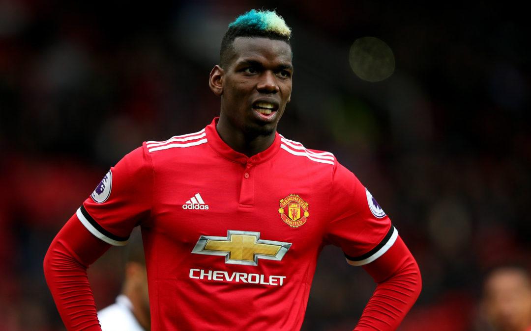 Paul Pogba déçu face à Valence