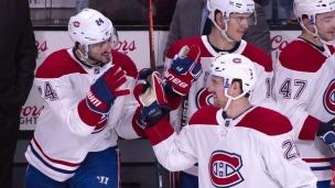 Hurricanes 4 - Canadiens 6
