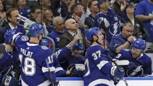 Maple Leafs 1 - Lightning 4