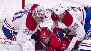 CH Express : l'histoire du match Hurricanes-Canadiens