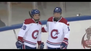 Canadiennes 5 - Rays 1