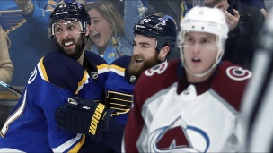 Avalanche 3 - Blues 4 (Prolongation)