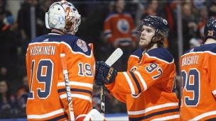 Flyers 1 - Oilers 4