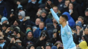 Manchester City 3 - Everton 1