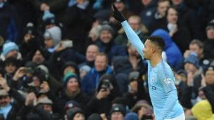 Manchester City 3 - Everton 1