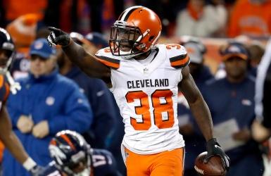 Les Browns évitent la ruade des Broncos