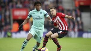 Southampton 3 - Arsenal 2