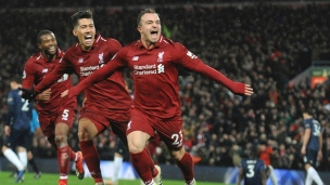 Liverpool 3 - Manchester United 1
