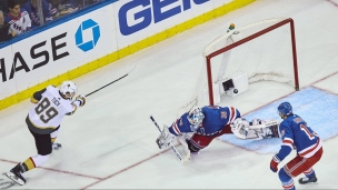 Golden Knights 4 - Rangers 3 (Prolongation)
