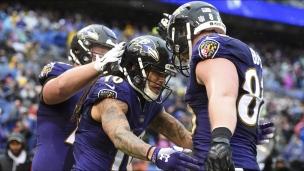 Buccaneers 12 - Ravens 20