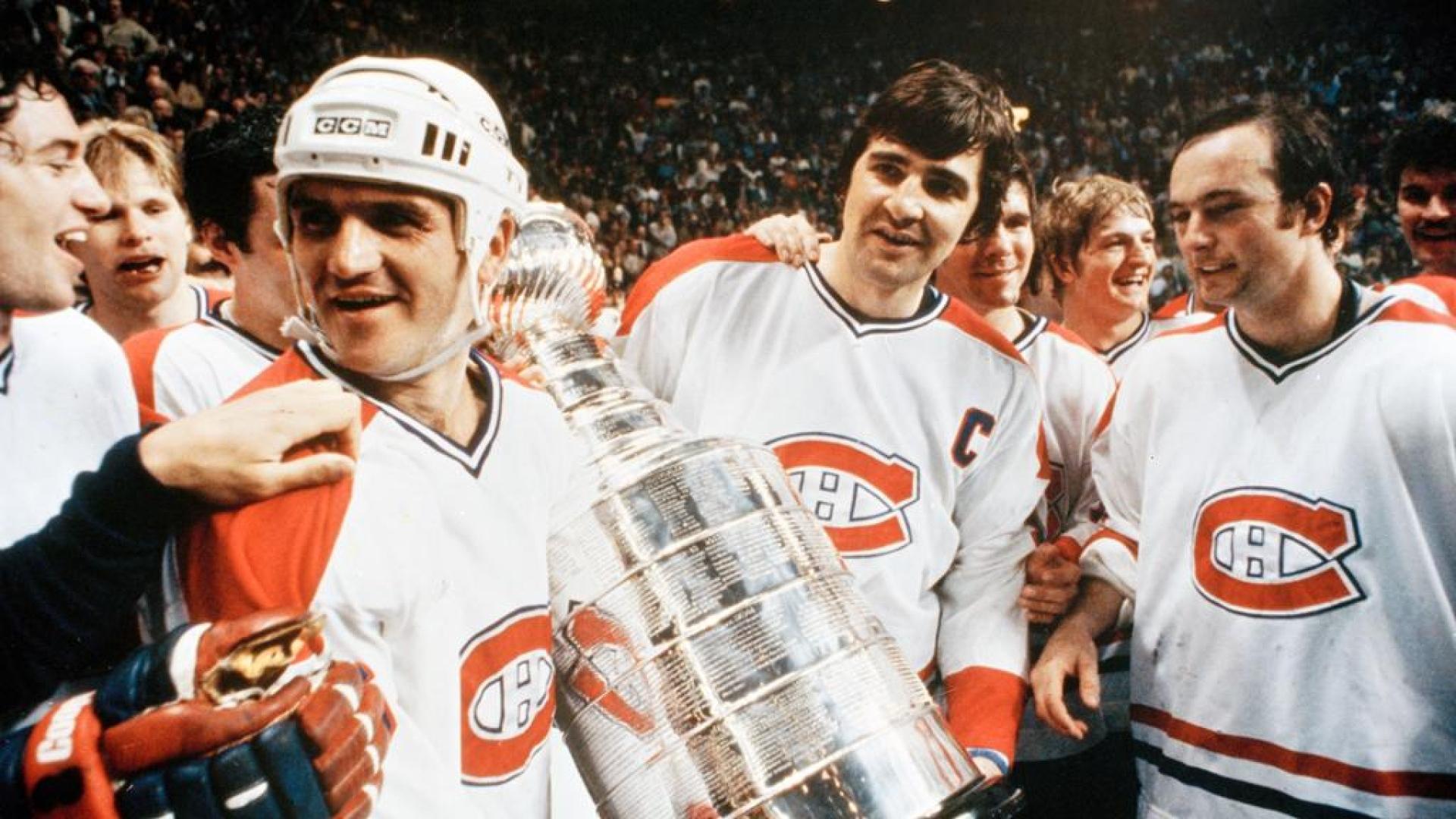 Le Canadien de Montréal remportait une 22e Coupe Stanley au printemps de 1979