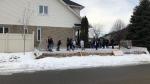 Des voisins grincheux portent plainte à la ville pour qu'une famille démonte sa patinoire extérieure
