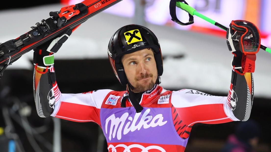 Ski Alpin/Alta Badia - Marcel Hirscher trop fort aussi en