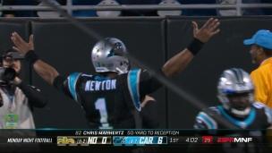 4e et 2, les Panthers sortent le jeu truqué!!