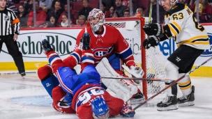 Comment expliquer la performance des Canadiens contre les Bruins?