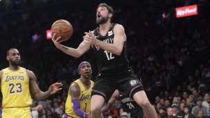 Lakers 110 - Nets 115