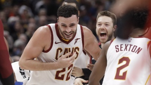 Cavaliers 92 - Pacers 91