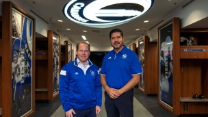 Les Carabins embauchent Anthony Calvillo