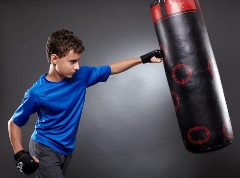 Enfant et entraînement #1