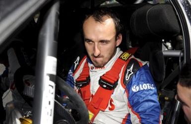 De nouveaux essais pour Robert Kubica