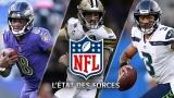 État des forces NFL - 27 décembre 2018
