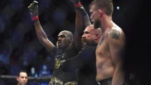 Nunes et Jones champions à l'UFC 232