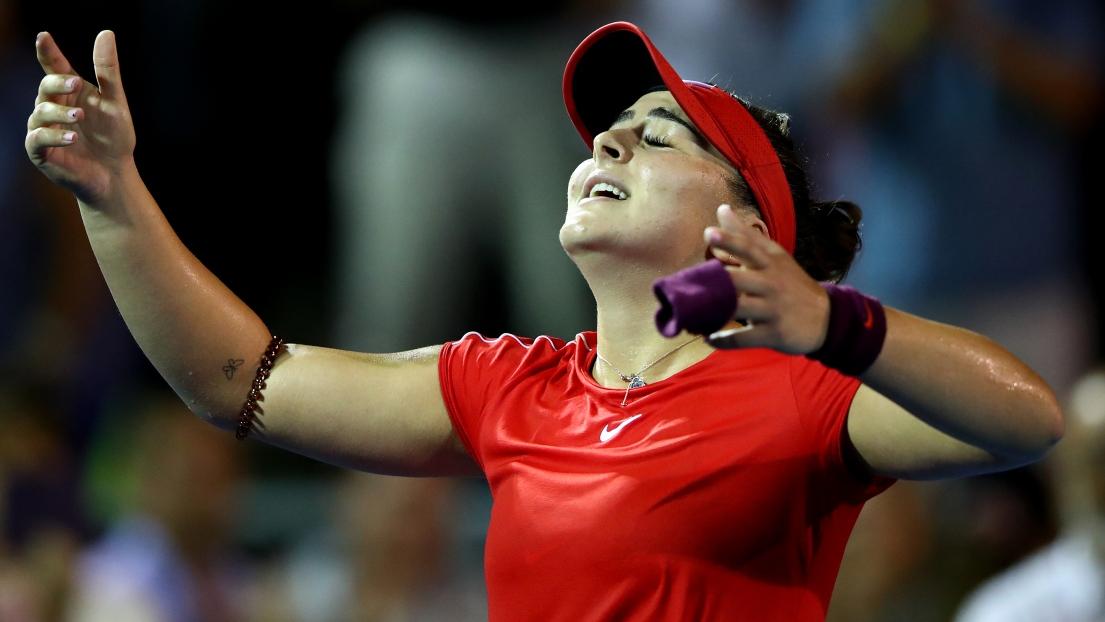 Bianca Andreescu se paye la troisième meilleure joueuse au monde