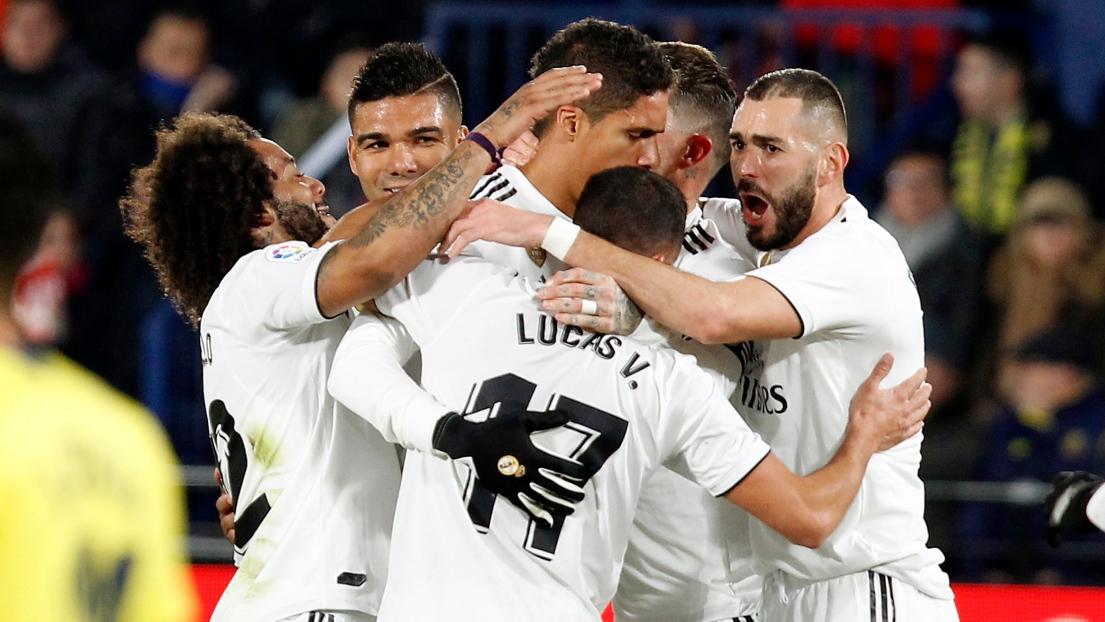 Le Real Madrid communique sur Gareth Bale