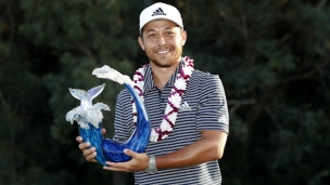 Xander Schauffele remporte le Tournoi des champions