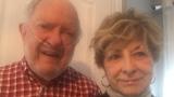 Guy Roy et son épouse