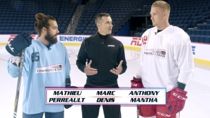 Demi finale : Mathieu Perreault c. Anthony Mantha