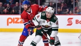 Jeff Petry et Zach Parise