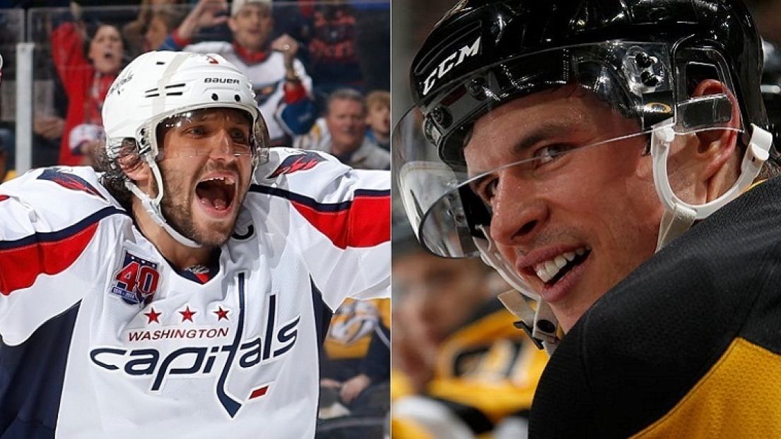 Montage Crosby et Ovechkin