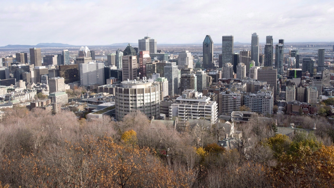 Le mont Royal