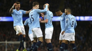 Manchester City 3 - Wolverhampton 0