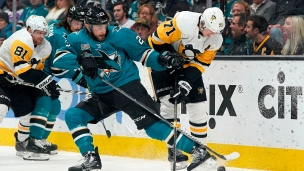 Penguins 2 - Sharks 5