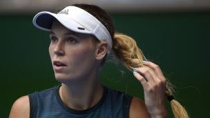 Wozniacki avant au 3e tour en 66 minutes