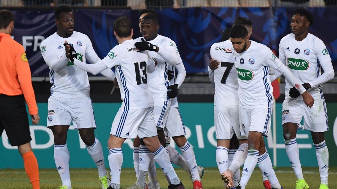 Soccer le paris sg recevra strasbourg en 16e de finale - Coupe de france strasbourg ...