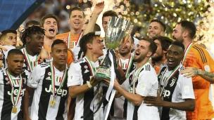 Juventus 1 - AC Milan 0