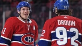 Brendan Gallagher et Jonathan Drouin