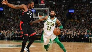 Raptors 108 - Celtics 117