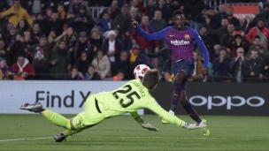 FC Barcelone 3 - Levante 0
