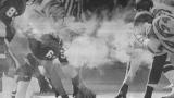 Ligne offensive des Bengals face à la ligne défensive des Chargers, 10 janvier 1982