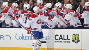 Canadiens 4 - Blue Jackets 1