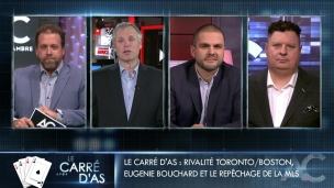 Le carré d'as : rivalité, Eugenie Bouchard et MLS